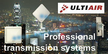 ULTIAIR - efficient and secure wireless data transmission